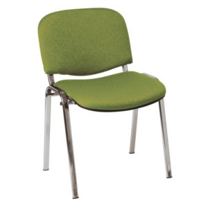 Apollo Green Budget Stacking Chair